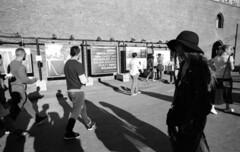 (David Chee) Tags: leica m6 21mm summilux summiluxm asph f14 kodak trix 400 hc110 newyork nyc brooklyn dumbo st anns warehouse street rangefinder film analog blackandwhite bw