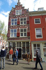 Delft, Hollande, 04/2017 (jlfaurie) Tags: delft hollande holland holanda mechas jlfaurie jlfr 042017 gladys michel canaux canales shopping bleu azul