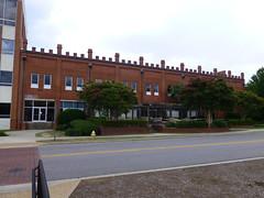 Augusta, GA Georgia Regents University (former Arsenal Storehouse, 1861) (army.arch) Tags: augusta georgia ga arsenal army college university augustaarsenal georgiaregentsuniversity adaptivereuse