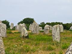 Les Menhirs de Carnac # 3 (schreibtnix on 'n off) Tags: reisen travelling europa europe frankreich france bretagne brittany breizh carnac menhire menhirs alignementduménec olympuse5 schreibtnix