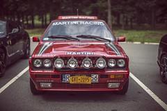 4D5B6048 (luke partridge) Tags: lancia lamborghini ferrai ford focus rs gt40 gtr beta bronco manhattan classic car club new york ff nissan porsche lotus