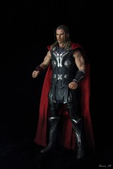 Thor Avengers Age Of Ultron (Anna_Mai) Tags: hottoys actionfigures actionfigure onesixthscale thor avengers marvel ageofultron chrishemsworth