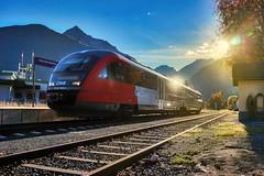 DSC09944 (Hans-Peter Kurz) Tags: gailtal verein gailtalbahn eisenbahn zug train transport railway railroad reisen railscape ferrovie kötschach mauthen kärnten österreich austria desiro siemens br5022 öbb