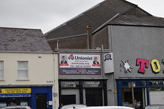 Ulster Unionist Party Office Enniskillen County Fermanagh (sean and nina) Tags: uup oup ulster unionist party political enniskillen office county fermanagh north northern ireland uk town centre public outdoor outside rural protestant loyalist pul tom elliott politician constituency south tyrone