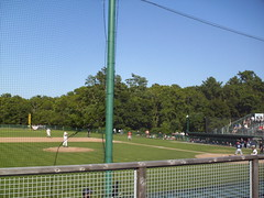 Cotuit 17 (MFHarris) Tags: cotuit barnstable capecod capeleague kettleers lowellpark ballpark baseball stadium