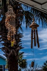 (sarahjanecallahan) Tags: view folly beach sky windchimes south carol carolina