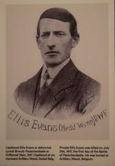 Ellis Evans .. Hedd Wyn (Martin Pritchard) Tags: death penny trawsfynydd hedd wyn bardd poet meirioneth first world war 1 yr ysgwrn