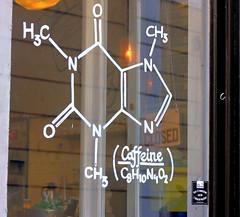 Prague (Marie Helèn) Tags: bokeh canon travel prague citylife art coffee caffeine c8h10n4o2 molecularstructure
