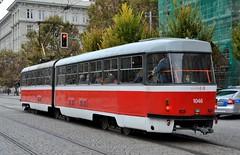 Brno, Joštova 21.10.2016 (The STB) Tags: brno tram tramway strassenbahn strasenbahn tramvaj publictransport citytransport öpnv tatra tatrawagen
