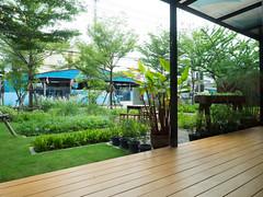 P7161146 (tatsuya.fukata) Tags: thailand samutprakan cafe coffeeshop organic buna food