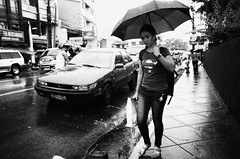 Supergirl (Meljoe San Diego) Tags: meljoesandiego ricoh ricohgr gr streetphotography street streetlife candid monochrome philippines