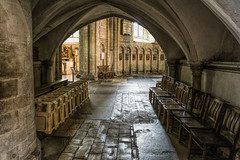 Passageway (Graham'M) Tags: passageway norwich cathedral norfolk building religious religion church worship