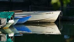 Vanessa 99 (M a r i S à) Tags: boats vanessa99 reflection