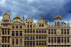 Cloudy times (Paweł Szczepański) Tags: bruxelles belgium be