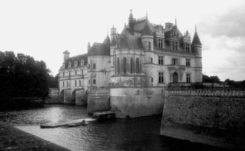 Chenonceau Castle, Indre-et-Loire, France