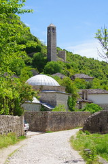 01 - Bosnie-Herzégovine, Počitelj, Bosnie-Herzégovine, au bord de la Neretva (paspog) Tags: bosnieherzégovine počitelj islam europe neretva mai may 2017