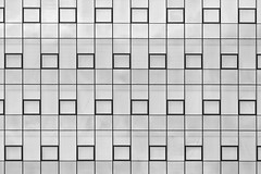 ...only windows... (laga2001) Tags: windows structure pattern black white blackandwhite bw monochrome building city architecture urban glass reflection lines geometry square rectangle minimalism