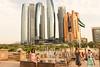 Abu Dhabi skyscrapes (tesKing (Italy)) Tags: abudhabi emiratiarabi emiratiarabiuniti