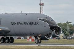 Boeing KC-135R Stratotanker (717-148) (Manx John) Tags: turkeyairforceboeingkc135rstratotanker717148reg turkey air force boeing kc135r stratotanker 717148 reg 600325 cn 18100 riat 2017