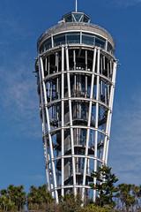 江ノ島シーキャンドル LIGHTHOUSE (SHIBATA KEN) Tags: japan 日本 enoshima 江ノ島 シーキャンドル lighthouse tower 灯台 展望タワー