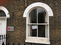 Not a Hotel (My photos live here) Tags: london kings cross capital city england argyle street building window st pancras camden