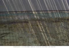 Puglia - I colori dela costa oltre la rete (Andrea di Florio (8.000.000 views!!!)) Tags: san foca lecce torre dellorso mare spiaggia puglia vacanza borgo paese panorama veduta sea beach holiday landscape nikon d600