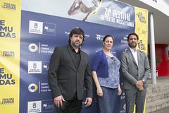 RUEDA DE PRENSA DE ÓPERA VIVA (Promoción de Las Palmas de Gran Canaria) Tags: lpacultura cultura teatro2017 ofgc operaviva puertodelaluz contenedores laspalmasdegrancanaria