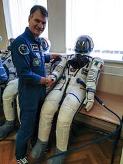 Sokol so cool (europeanspaceagency) Tags: paolonespoli sokol spacesuit soyuz launch preparation vita baikonurcosmodrome humanspaceflight imageoftheweek
