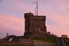 2017-07-03_210410 (mbracer) Tags: newfoundland stjohns signalhill sunset