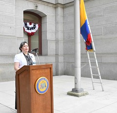 2017 Colombia Flag Raising-011 (Philly_CityRep) Tags: cityofphiladelphia colombia flag raising