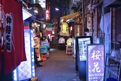 カラオケBAR (ajpscs) Tags: ajpscs japan nippon 日本 japanese 東京 tokyo city ニコン nikon d750 seasonchange summer natsu なつ 夏 2017 shitamachi tokyostreetphotography streetphotography street nightview nightshot nightphotography dayfadesandnightcomesalive tokyonight citylights tokyoinsomnia afterdark tokyoalley attheendoftheday urban people othersideoftokyo strangers walksoflife urbannight カラオケbar