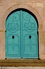 TUNISIA DOOR (patrick555666751) Tags: tunisia door porte porta puerta tuer turen north africa tunisie mediterranee mediterraneo mediterranean afrique du nord flickr heart group blue bleu blau dwwg del norte