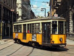 ATM 1546 (jvr440) Tags: tram trolley strassenbahn atm milano peter witt