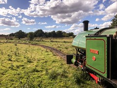 On the Staffordshire Plains (P&A125) Tags: isabel bagnall amertonrailway