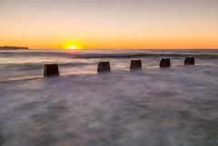 Coogee rockpool at sunrise (mohossainphotography@gmail.com) Tags: beach coogee rockpool sunrise