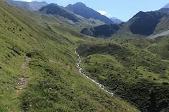vallon de Barneuza (bulbocode909) Tags: valais suisse zinal mottec valdanniviers vallondebarneuza montagnes nature paysages sentiers torrents vert bleu