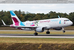 OE-IQD (Joel@BSL) Tags: eurowings holidays eurowingseurope europe oeiqd basel mulhouse euroairport eap bsl mlh ewg ew wings mallorca