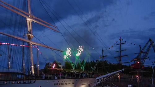 22.7.2017 Lauantai_ilta Saturdayevening Tall Ships Turku Åbo Finland
