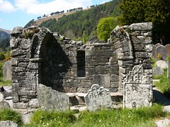 Old Church (NIKKI O BRIEN) Tags: glendalough co wicklow ireland landscape leica digilux 2