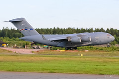 08-0003 NATO- SAC Boeing C-17A Globemaster III, EFTP, Finland (Sebastian Viinikainen.) Tags: 080003 nato sac 03 boeing c17a glob globemaster eftp