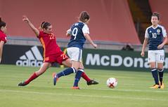 47270342 (roel.ubels) Tags: voetbal vrouwenvoetbal soccer deventer sport topsport 2017 spanje spain espagne schotland scotland ek europese kampioenschappen european worldchampionships