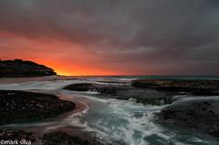 one whole day to play (mark silva) Tags: sunrise sky cloud clouds sydney nsw australia beach easternsuburbs