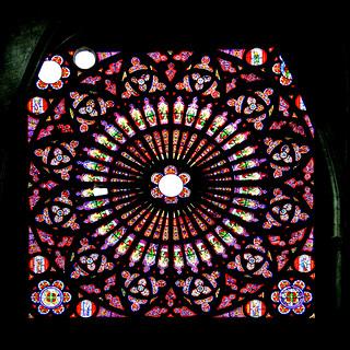 Cathédrale de Troyes, Rose Sud