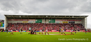 Playing Towards The Salford Fans-1500