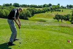 Mike Nancekivell on the 10th Tee (Neville Wootton Photography) Tags: 2017golfseason captainsdaysmens golf golfsectionmens mikenancekivell stmelliongolfclub teeshots saintmellion england unitedkingdom