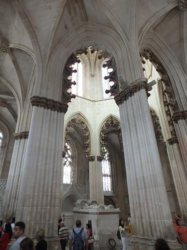 Monasterio de Santa Maria da Vitória - Tumba de João I y Filipa de Lancaster 3