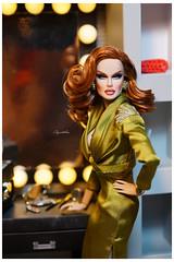 OOAK FASHION ROYALTY '' MISS PRIDE '' by Aquatalis (AlexNg & QuanaP) Tags: ooak fashion royalty miss pride by aquatalis original luchia z makeover quanap outfit alexng available etsy wwwetsycomshopaquatalis