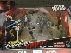 Star Wars Hero Mashers Boba Fett (splinky9000) Tags: kingston ontario toys r us hasbro star wars hero mashers boba fett mandalorian bounty hunter construct figure