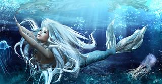 Undersea happiness