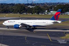 N701DN DL B77L 25 YSSY-1227 (A u s s i e P o m m) Tags: mascot newsouthwales australia au delta dl boeing b77l syd yssy sydneyairport